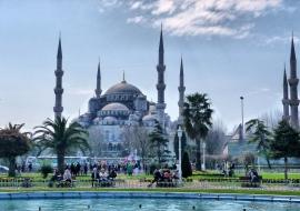 Истанбул с Принцовите острови  - дневен преход