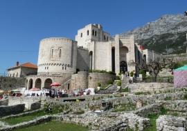 Охрид - Албания