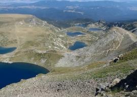 Самоков - Паничище - Рилски езера - Сапарева баня