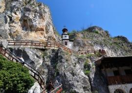 Русе - Бесарбовски манастир - Ивановски скални църкви