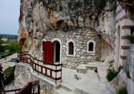 Русе - Ивановски скални църкви - пещера Орлова чука - Басарбовски манастир