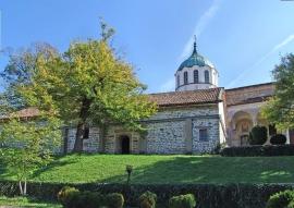 Елена - Капиновски манастир и водопада