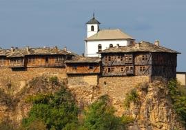 Тетевен - Рибарица - Гложенски манастир