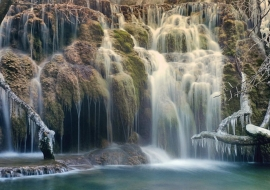 Крушунски водопади - Деветашка пещера