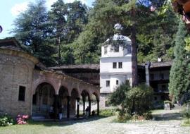 Троянски манастир - Троян - Ловеч