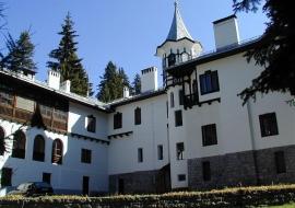 Царските дворци на България