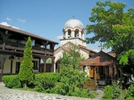 София - Гигенски манастир - Св.Мина