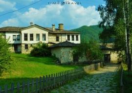 Агушевите конаци - Смилян - площадката