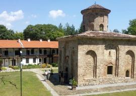 Кюстендил - Земенски манастир