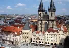 Нови Сад - Прага - Дрезден - Братислава
